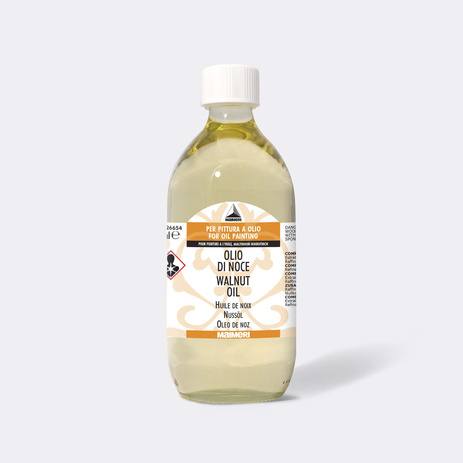 [오일] 654 WALNUT OIL